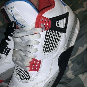 Jordan 4 what the